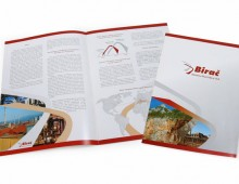 Bosnian Aluminium Plant Birač / Booklet