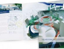 Vilniaus Baltic Center / Booklet