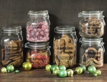 Creative Co-op, Inc. © / Christmas Jars