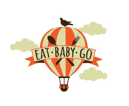 eat baby go Logo