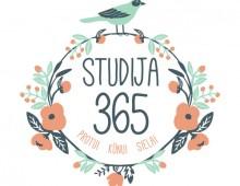Studija 365  / Fitness & Yoga Studio logotype