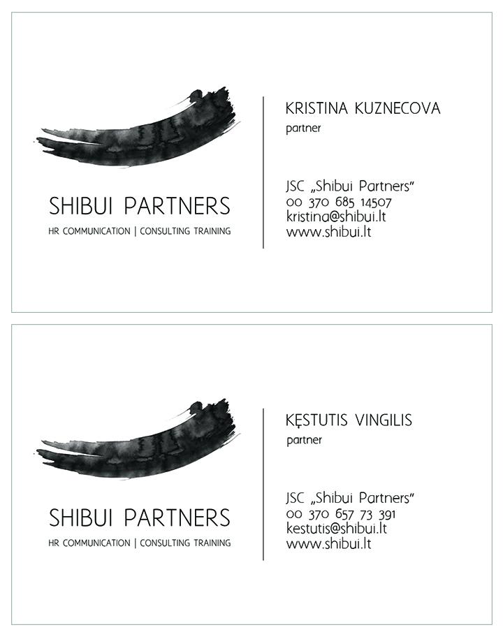 shibui card
