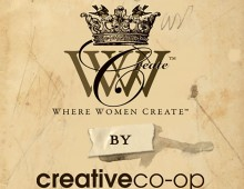 Where Women Create © by Creative Co-op, Inc. / Collection Label