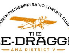 Tale-Draggers Logotype / North Mississippi RC Club
