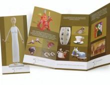Jeruzales Art Galellery / Booklet