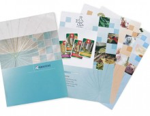 Kraitene, Ltd. /  Company Folder with Inserts