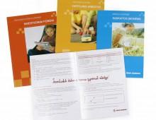 Ukio Bank / Info Booklets
