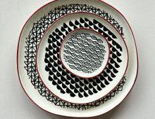 Creative Co-OP. Inc. © /  Abstract Geometric pattern